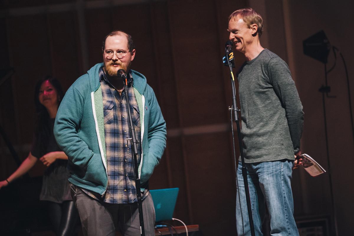 dan deacon & john schaefer