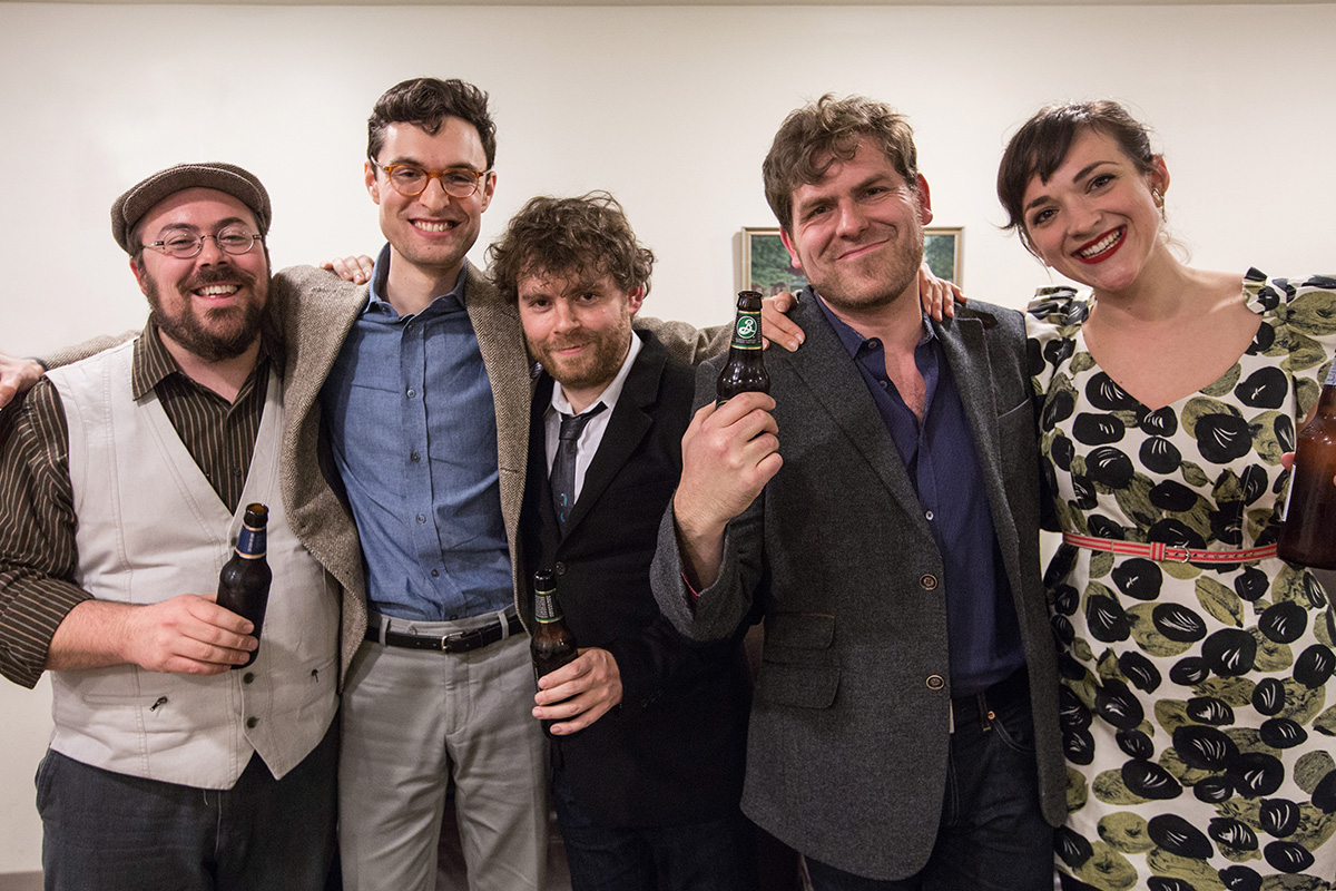 timo andres, gabriel kahane and friends