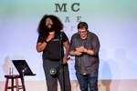 reggie watts and eugene mirman