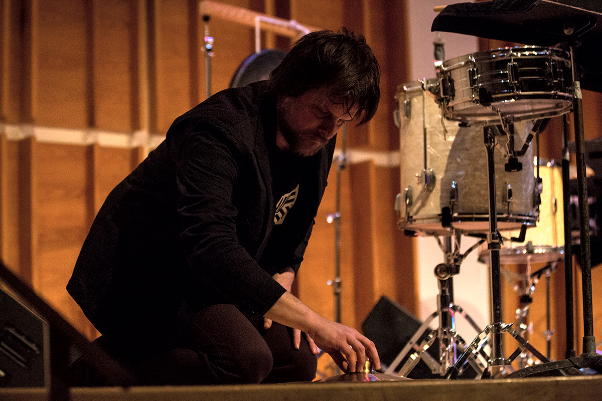 michael mccurdy (mantra percussion)