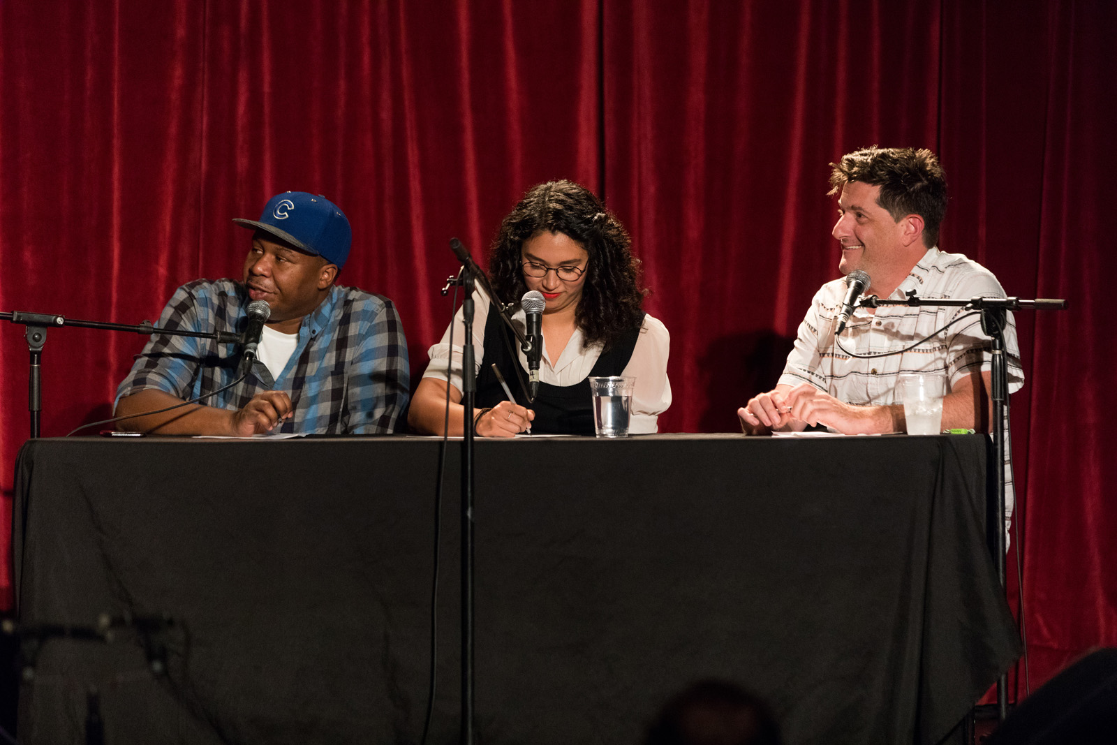 roy wood jr + sarah kay + michael showalter