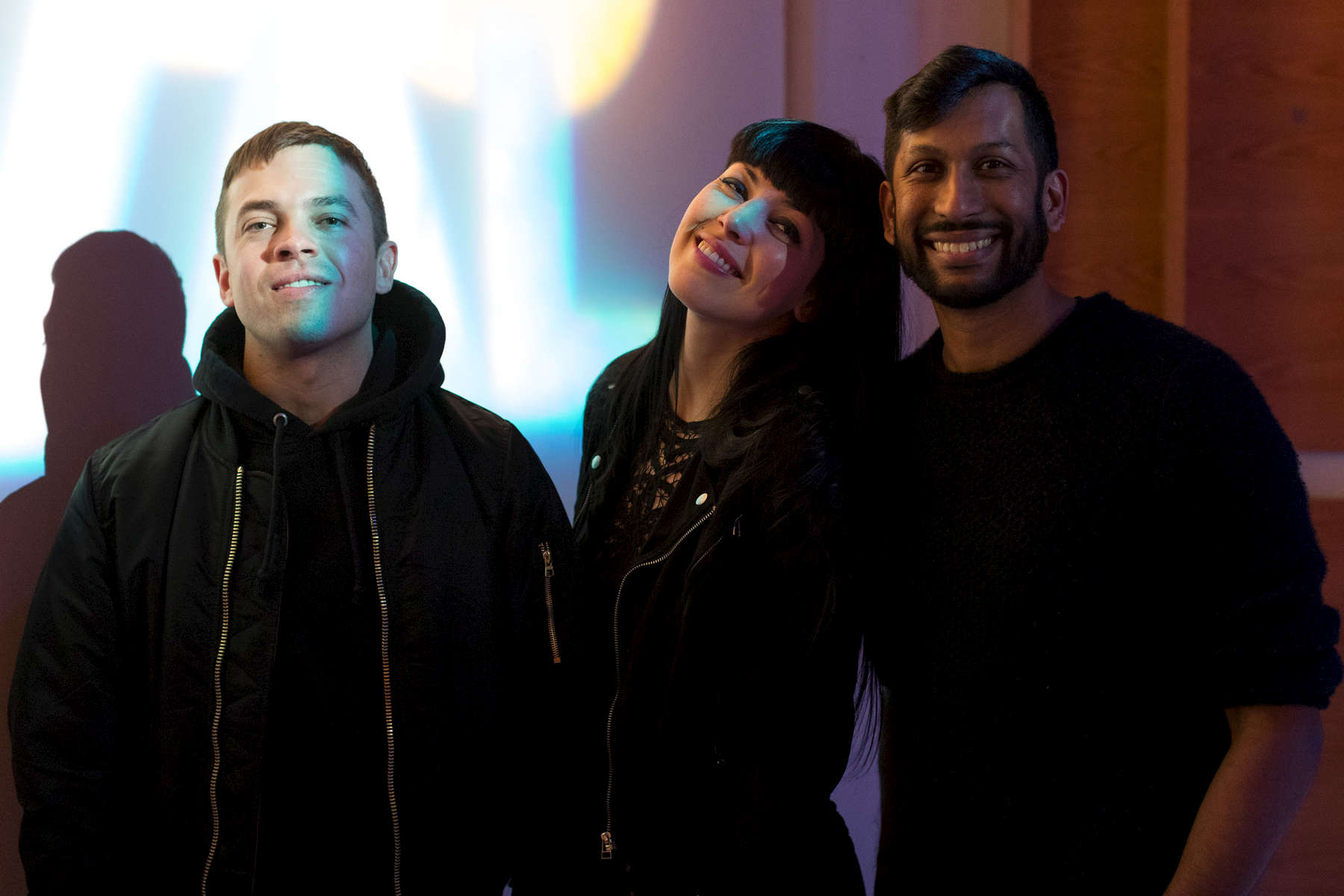 sleigh bells + hrishi hirway (song exploder)