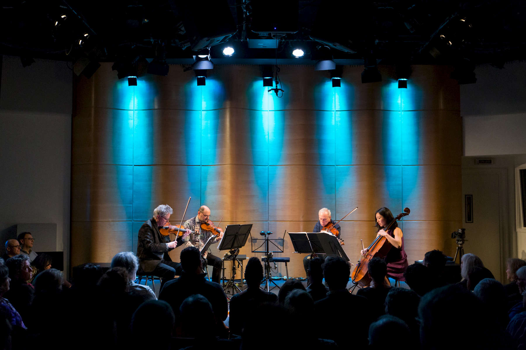 kronos quartet @ the greene space