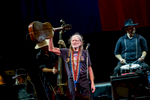 bobbie nelson + willie nelson + paul english