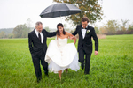 Andrea & Kyle are wed at Basin Harbor Club in Vergennes. by Vermont wedding photographers at Eve Event Photography