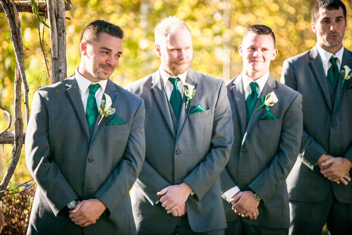 Vermont wedding at The Ponds at Bolton by Eve Event Photography