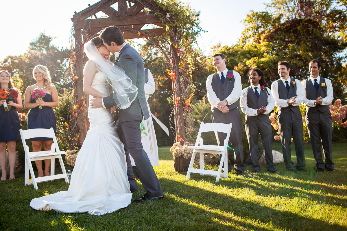 Vermont wedding at The Old Lantern Charlotte by Eve Event Photography