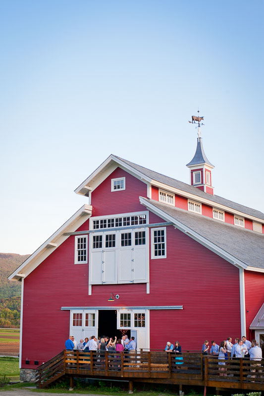 Kevin and Kristen are wed at the West Monitor Barn in Richmond Vermont. By Eve Event Photography