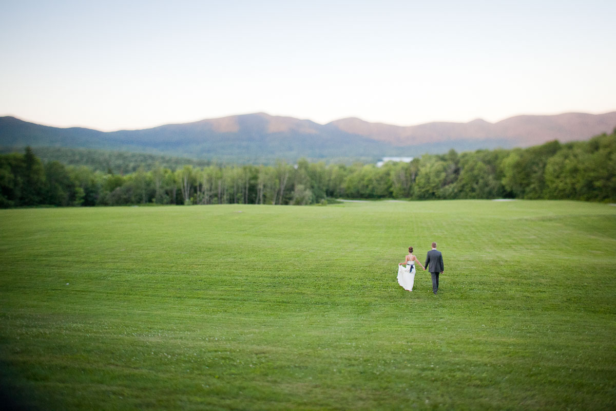Vermont wedding at the Mountain Top Inn by Eve Event Photography