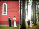 New York Adirondack wedding by Eve Event Photography