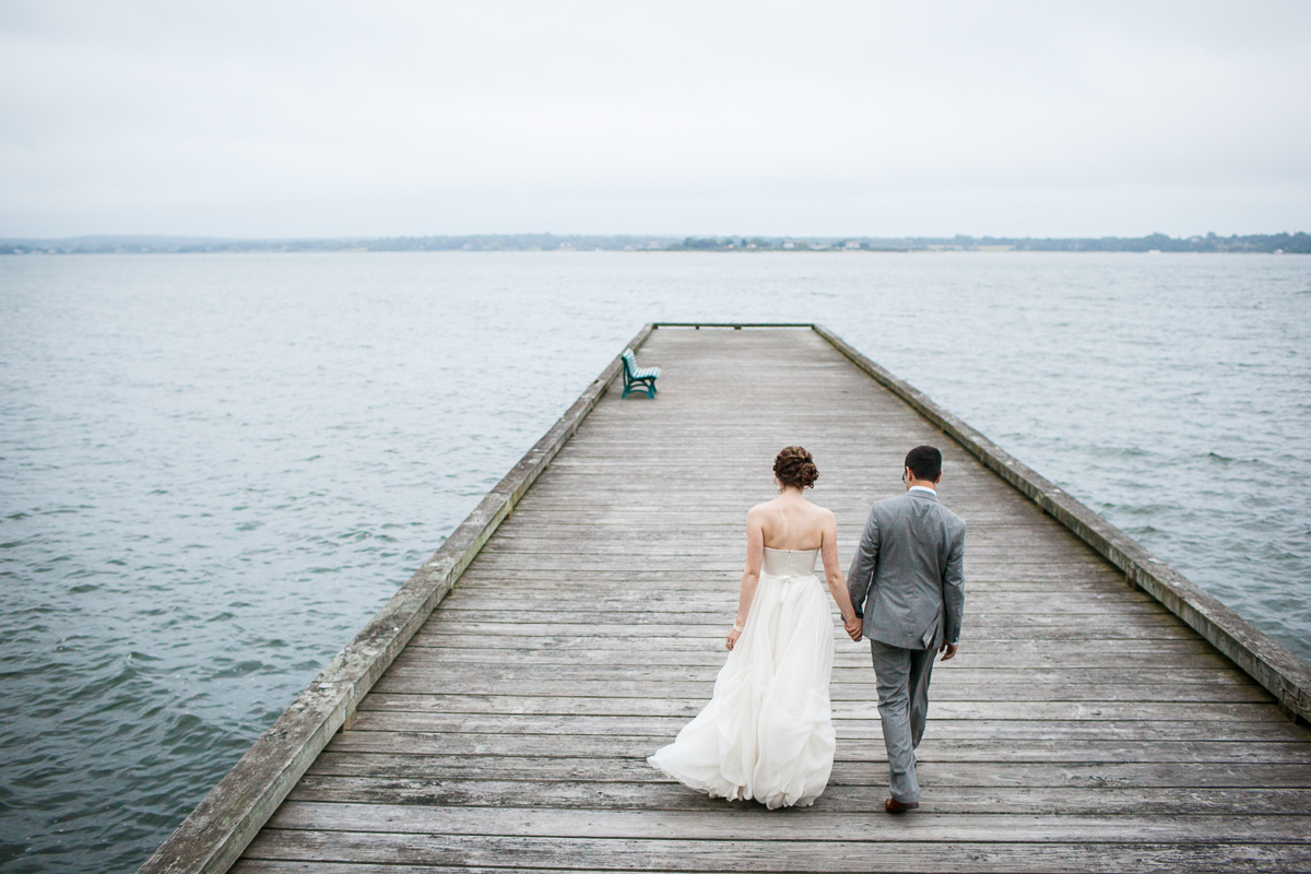 Portsmouth Rhode Island wedding by Eve Event Photography