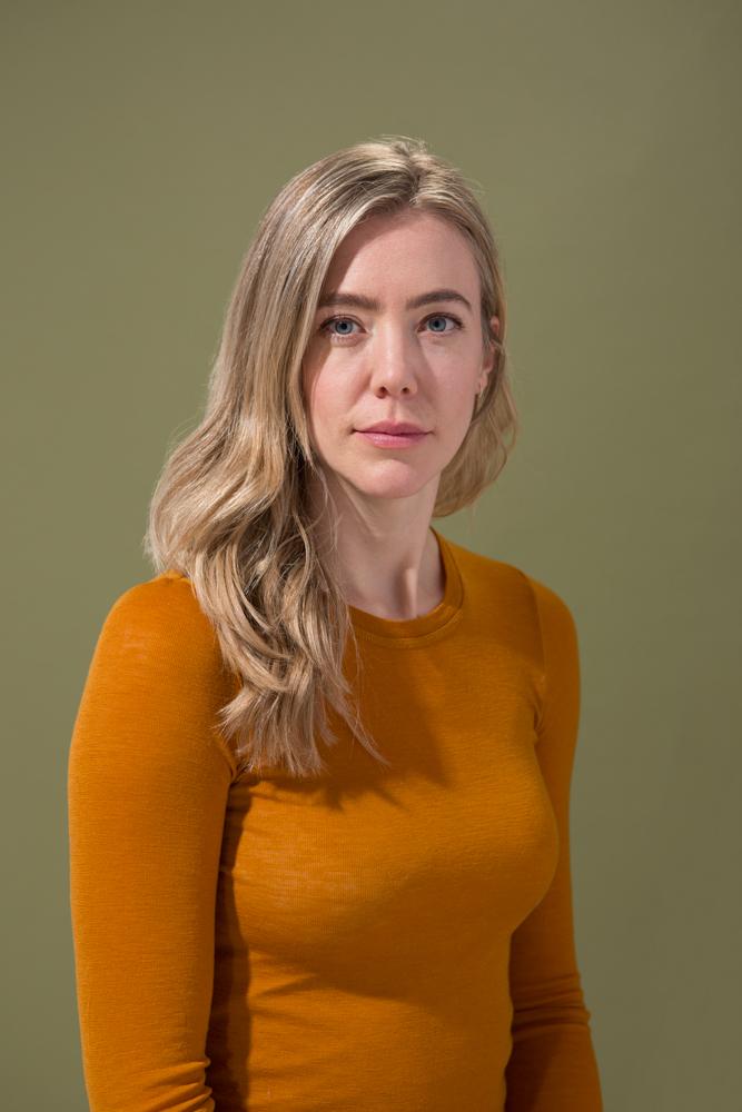 Carrie Hage, Artist-Educator, 2018.