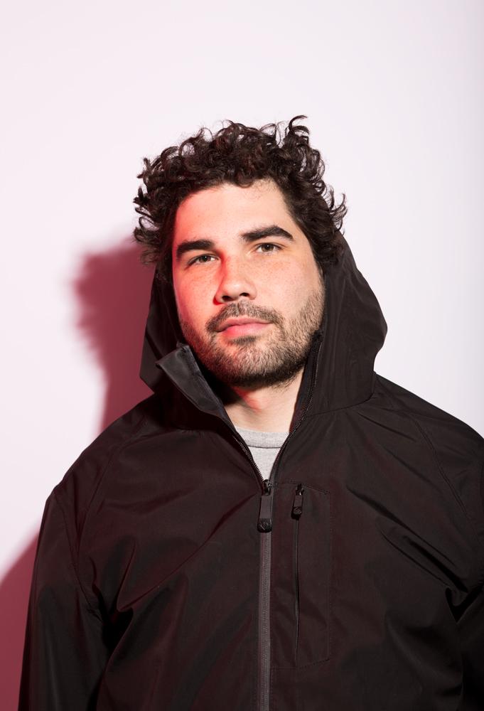 Nathan Ferraro, musician, 2018.