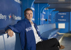 Blue Jays assistant general manager Andrew Tinnish photographed for Surgite Magazine.