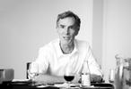 Bill Nye at The Planetary Society board of directors meeting.
