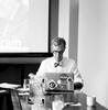 Bill Nye at The Planetary Society board of directors meeting