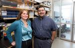 Dr. Rebecca Gladdy and Dr. Albiruni Abdul Razak for Mt. Sinai's The Best Medicine Matters magazine.
