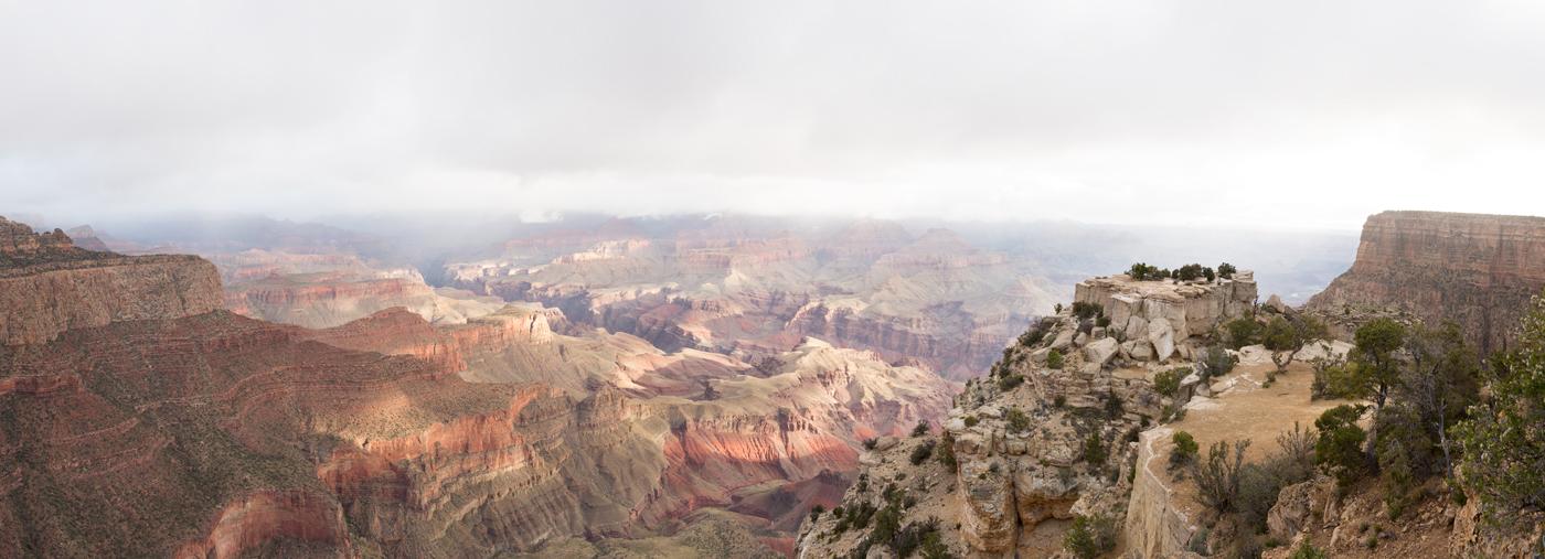 Grand Canyon, 2016.