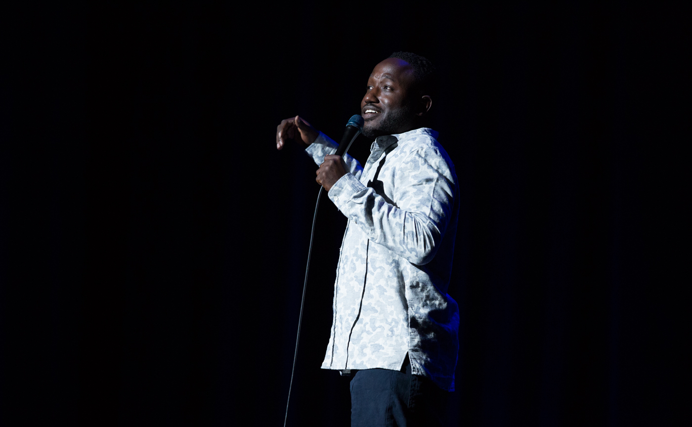 Hannibal Buress at the Sony Centre.