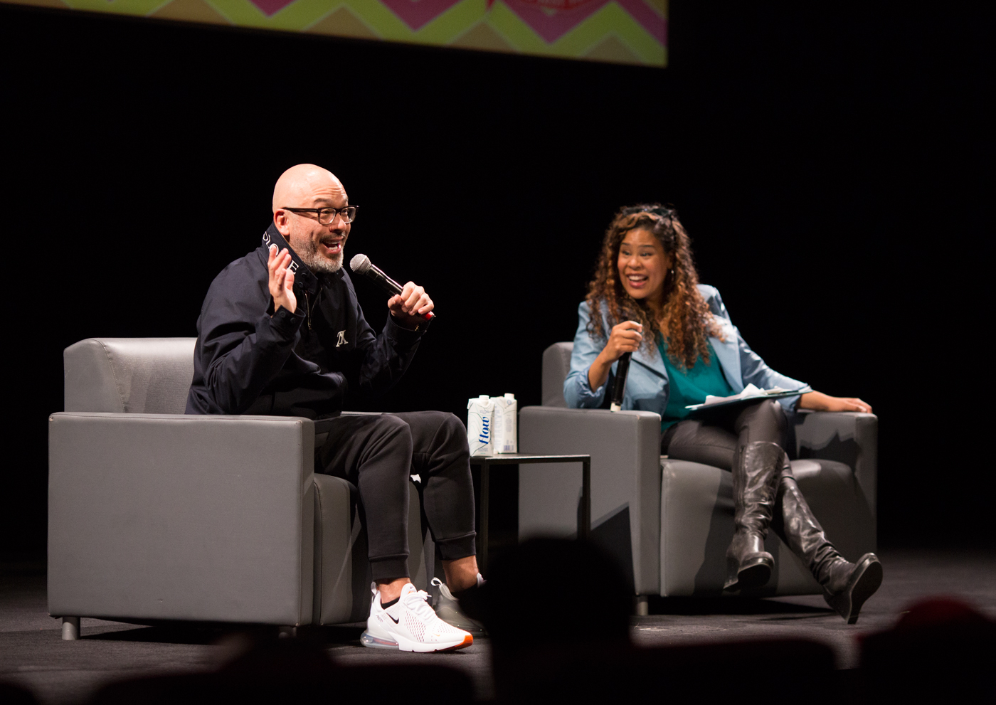 Jo Koy at the TIFF Bell Lightbox for Just For Laughs 42.