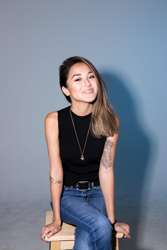 Kae Tran, designer, 2018.
