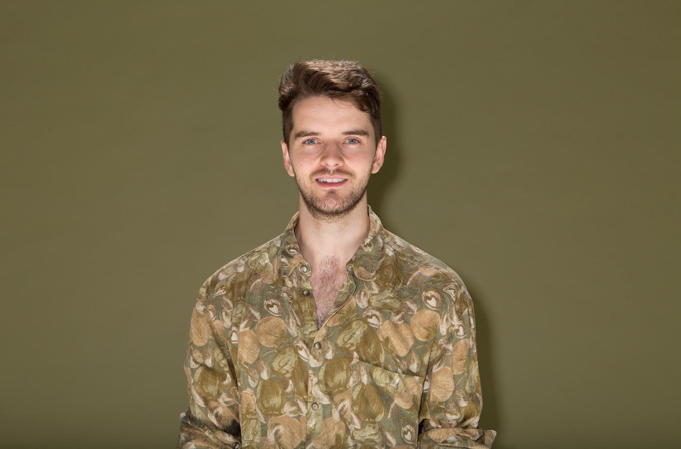 Karis Anderson, comedian, 2018.