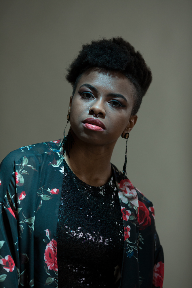 Morgan-Paige Melbourne, concert pianist, 2019.