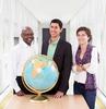 O'Brien Kyololo, Thiago Silva and Clara Juandó for the Bloomberg School of Nursing's Pulse magazine.