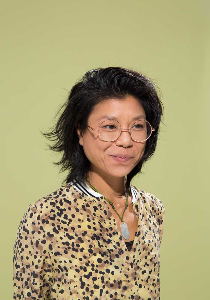 Vanessa Ling Yu, founder and director of caterToronto, 2018.