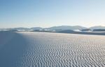 White Sands National Monument, 2016.