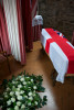 Military coffin image, funeral, farewell, Devon photogaphy, funeral photography, farewell photography