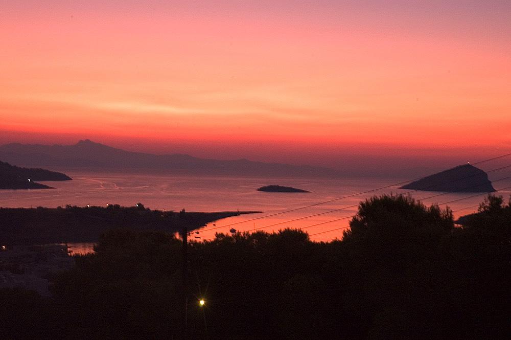 Attika, Greece.