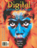 Cover art for Digital Photography and Design Spring, 1997. Original photo of Timorese child by Steve Cox. Digital image by Kia Mistilis.