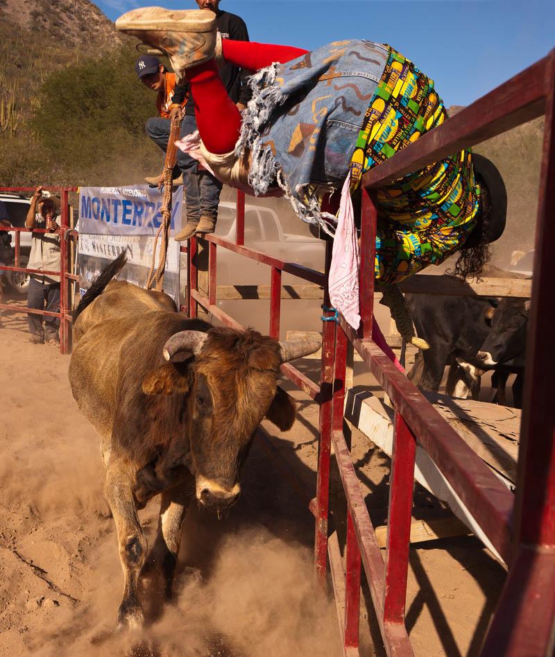 Rodeo Clown San Javier