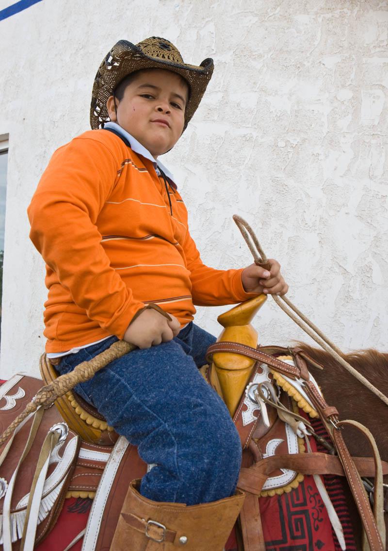 Vaquero Joven