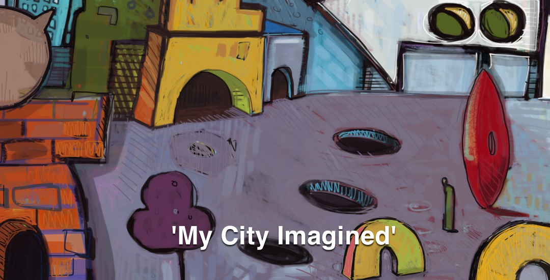 My City Imaged Video