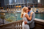 Chicago-River-Walk-Art-Institute-Garden-Engagement-Session-02