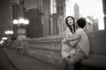 Downtown-Chicago-Summer-Asian-Korean-Engagement-Session-09
