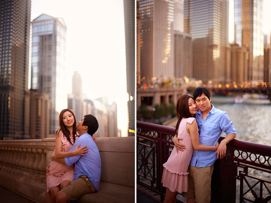 Downtown-Chicago-Summer-Asian-Korean-Engagement-Session-16