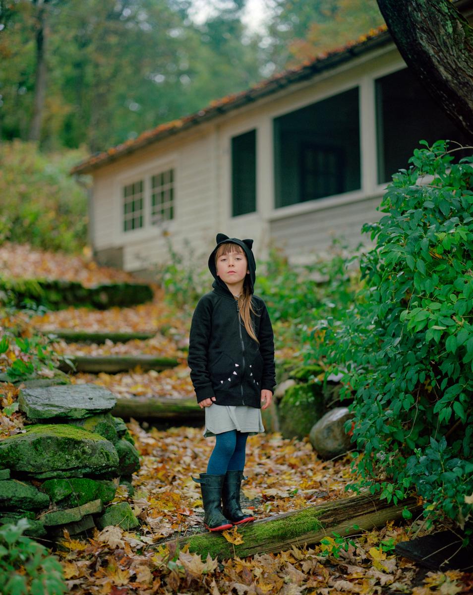 Kate Lippert, 7 years.