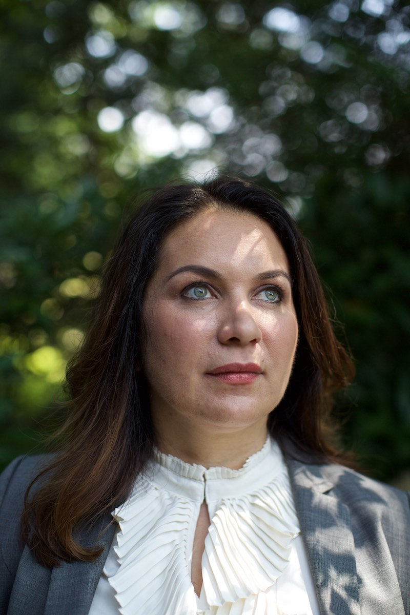 August 10th 2018 Rukmini Callimach ot The New York Times Photographed at home in the New York area.Credit: Richard Beaven for The Guardian