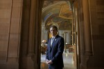 NY Governor, Andrew Cuomo for The Wall Street Journal
