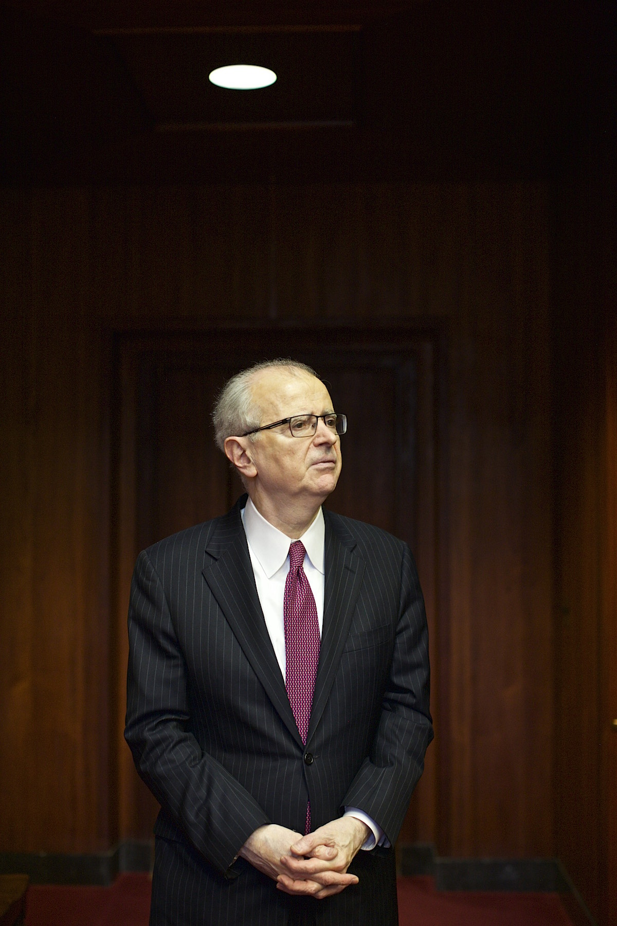 Judge Jonathan Lippman for The Wall Street Journal