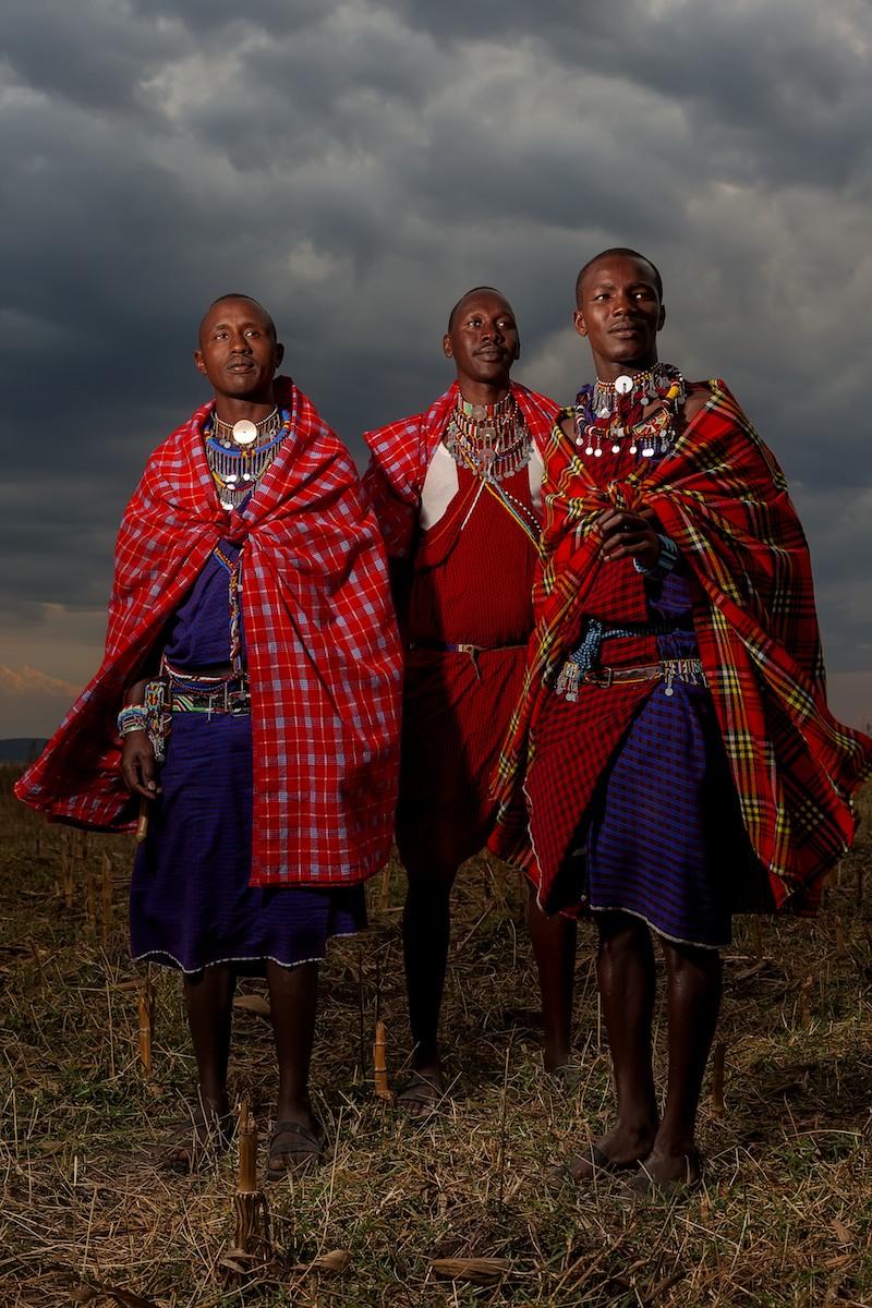 Maasai, Kenya