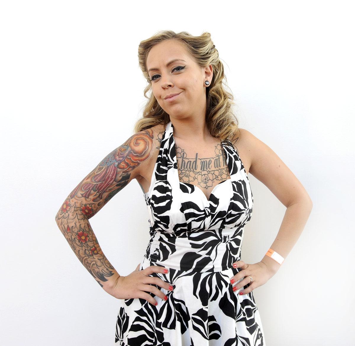 essays on tattood