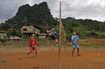 Sisangvone, Laos
