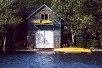 Boathouse, Lake George, NY