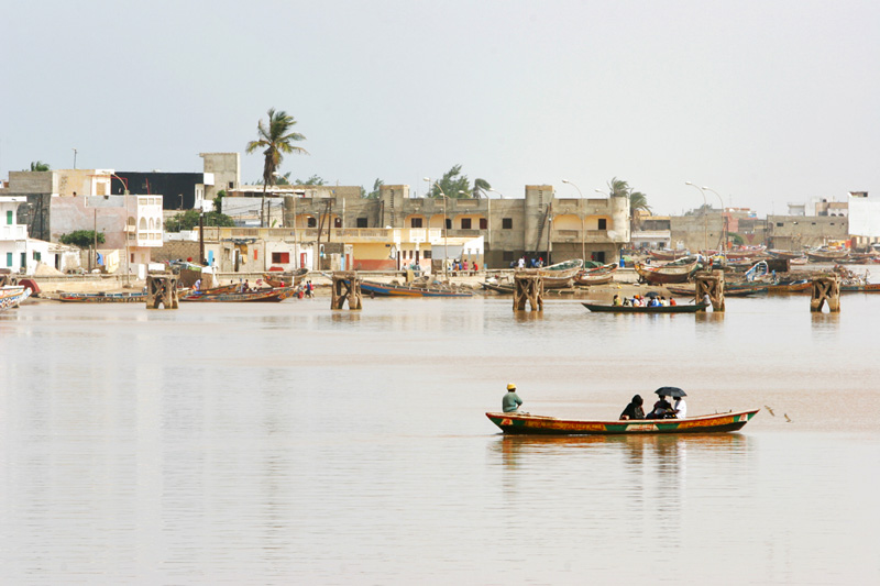 Established in 1659, French traders enjoyed a lucrative business here prompting France to protect its interests and to make St. Louis the first capital for French colonial administration in West Africa. Once a conduit for the slave trade, the Senegal River today is an important water source for irrigation in Mali, Mauritania and Senegal.