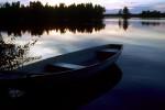 Lake Orranasasjon near Orrefors, Sweden