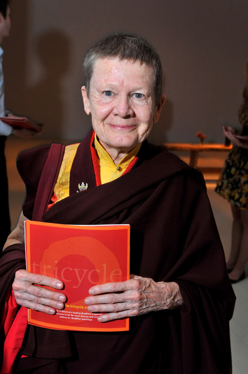 Pema Chodron, Buddhist Nun, Author, Teacher